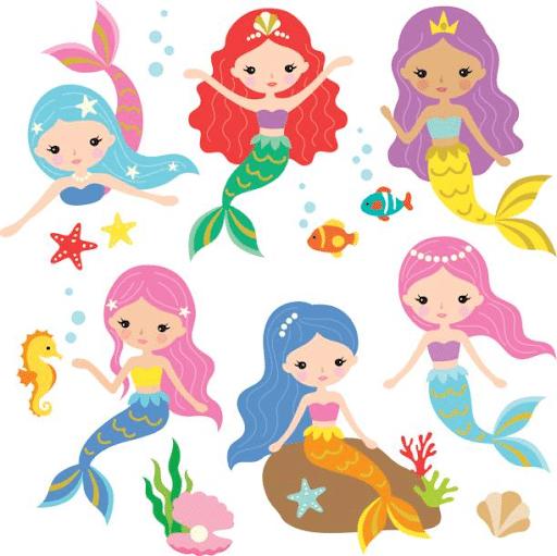 Mermaids - Lets Dress Up - Upper East Side New York City